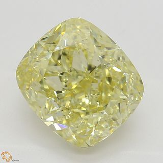 3.03 ct, Natural Fancy Brownish Yellow Even Color, SI1, Pear cut Diamond (GIA Graded), Unmounted, Appraised Value: $29,900