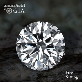 4.26 ct, D/IF, Round cut Diamond. Unmounted. Appraised Value: $1,016,000