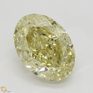 2.54 ct, Natural Fancy Brownish Yellow Even Color, VS1, Heart cut Diamond (GIA Graded), Unmounted, Appraised Value: $25,600