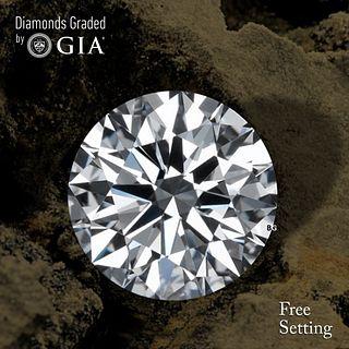 2.00 ct, F/VS2, Round cut Diamond. Unmounted. Appraised Value: $56,000