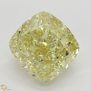 4.03 ct, Natural Fancy Brownish Yellow Even Color, VVS1, Pear cut Diamond (GIA Graded), Unmounted, Appraised Value: $61,200