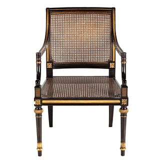 Baker American Classical Arm Chair