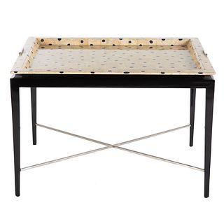 Contemporary Tray Top Table
