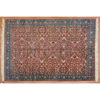 Tabriz Rug, Persia, 6.6 x 9.7