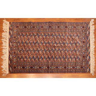 Turkemon Bohkara Rug, Persia, 5.2 x 8