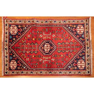 Abadeh Rug, Persia, 3.3 x 4.10