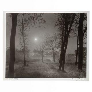 "A. Aubrey Bodine. ""Greenspring Valley,"" photograph"