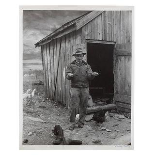 "A. Aubrey Bodine. ""Divining Rods,"" photograph"