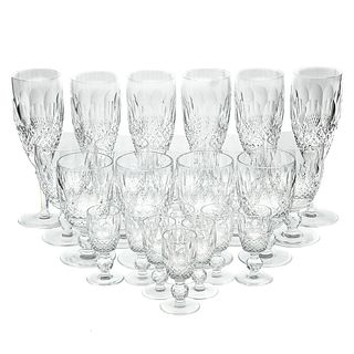 23 Waterford Crystal Colleen Stems