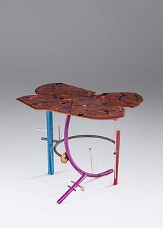 Jay Stanger (b. 1956) Side Table, 1993