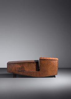 David Secrest (b. 1953) Sculptural Bench, 1994