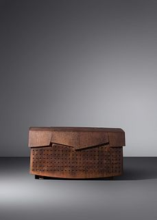 David Secrest (b. 1953) Ark Bench
