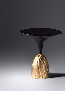 Wendell Castle  (1932-2018) End Table, 1990