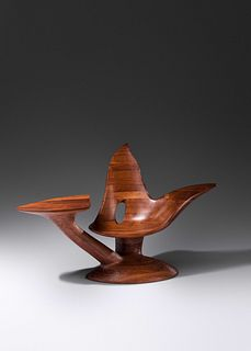 Wendell Castle  (1932-2018) Too Soon Chair, 2005