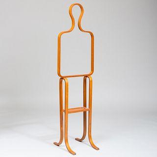 Modern Bentwood Figural Valet