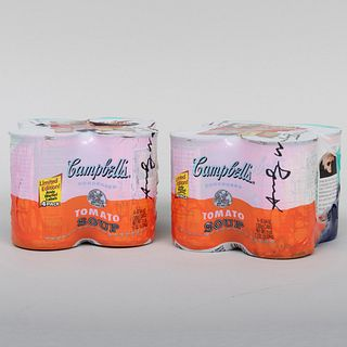 After Andy Warhol (1928-1987): Campbell's Soup Cans
