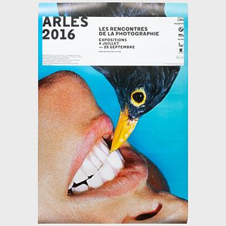 After Maurizio Cattelan (1960): Arles 2016; and America Shopping Bag