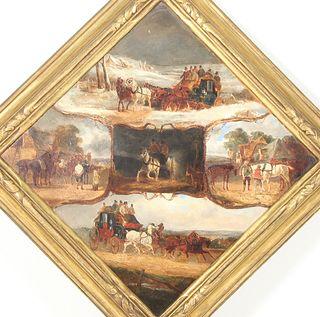 HENRY THOMAS ALKEN (BRITISH, 1785-1851).
