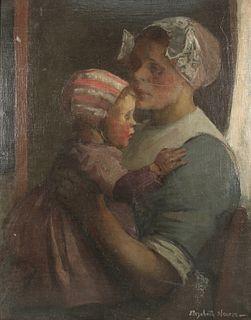 ELIZABETH NOURSE (AMERICAN, 1859-1938).