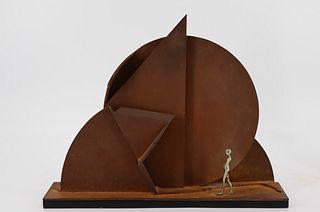"""Ernest Tino Trova (U.S.A.1927 - 2009) """"Profile"""