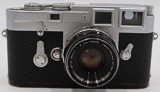 Vintage Leica M3-966010 Camera.