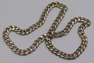 STERLING. Heavy Tiffany & Co. Sterling Chain Link