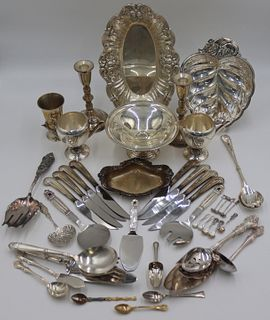 STERLING. Assorted Grouping of Sterling &