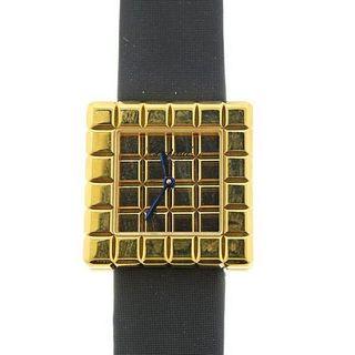 Chopard Ice Cube Gold Watch