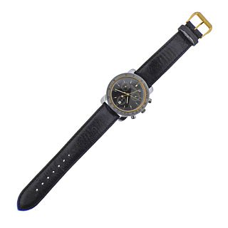 Hamilton Chronograph Steel Watch 8800