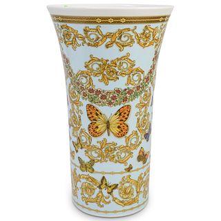 "Rosenthal Versace ""Le Jardin De Versace"" Vase"