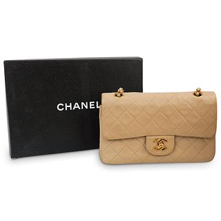 Chanel Classic Double Flap Bag- Small