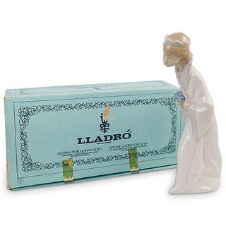 Lladro King Gaspar Porcelain Figure