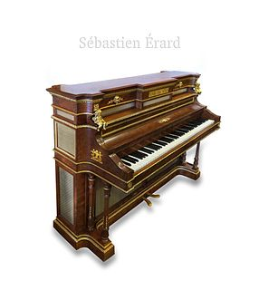 Magnificent 19th C. French Bronze Mounted Piano