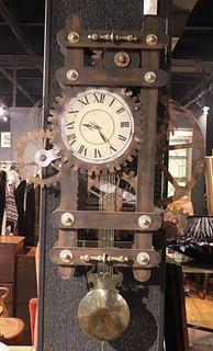 Modern Wall Clock of Impressive Size