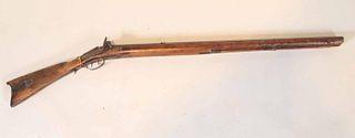 Southern Double Percussion Rifle, Civil War Era