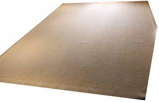Stark Modern Beige Room Sized Carpet