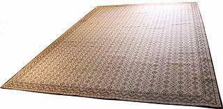 Stark Modern Geometric Room Sized Carpet
