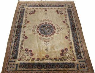 Savonnerie-Style Carpet