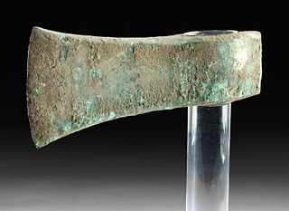 Ancient European Bronze Age Axe Head