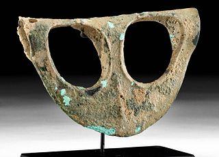 Canaanite Bronze Duckbill Axe Head