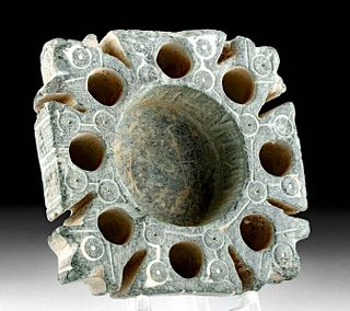 Bactrian Schist Cosmetic Dish