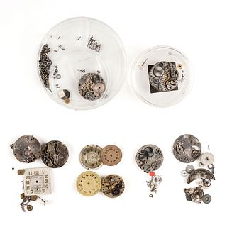 Grp: Vintage Watch Movements