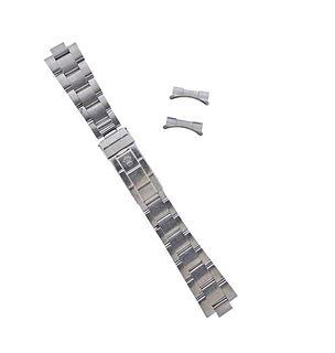 Rolex Stainless Steel Watch Bracelet w. End Links 93150 580