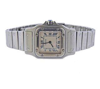 Cartier Santos Galbee Stainless Steel Watch 1565