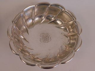 TIFFFANY & CO. STERLING BOWL