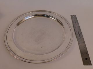 TIFFANY & CO. STERLING SERVING TRAY