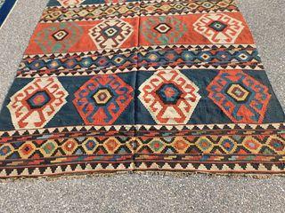 ANTIQUE KILIM CARPET