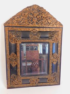 ANTIQUE ITALIAN WALL MIRROR