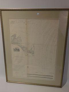 MARTHAS VINEYARD MAP