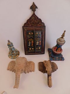 5 MIDDLE EASTERN ITEMS